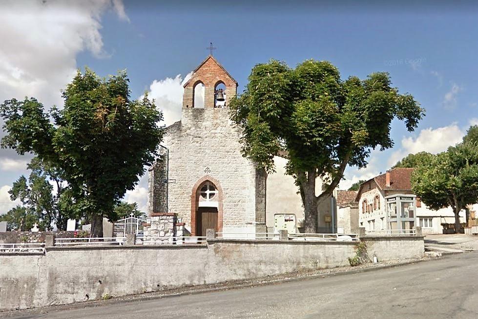 Tréjouls église